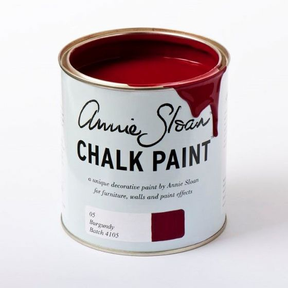 Burgundy - Annie Sloan Chalk Paint
